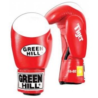 Боксерские перчатки Green Hill.  Каталог.  350x350.